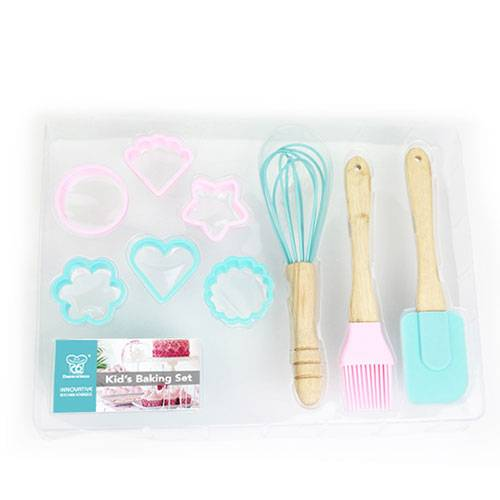 Children-DIY-Mini-silicone-spatula-brush-and (1)